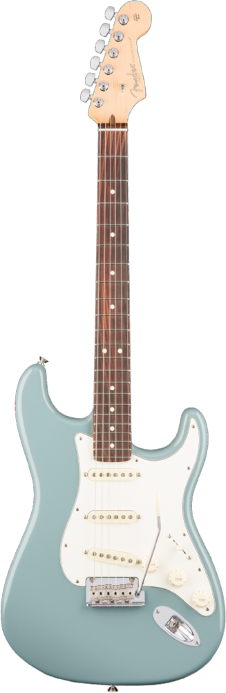Fender American Professional Stratocaster RW, Sonic Grey